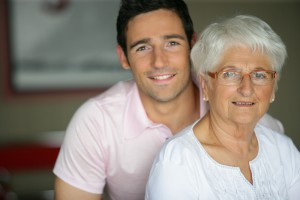 carer and grandmother