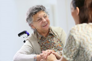 carer and the elderly