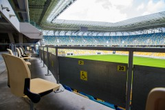 wheelchair access stadiums