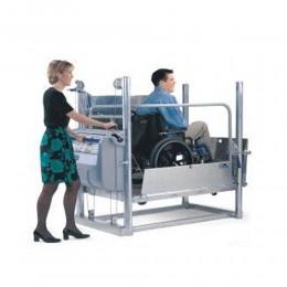 Wheelchair Lifts - Mobilift & Quadra