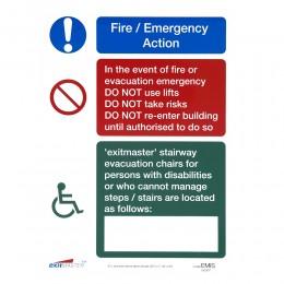 Evacuation & Access Accessories