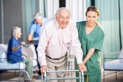 elderly activity