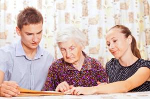 elderly carers